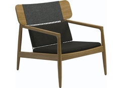 Archi Lounge Chair - Granite