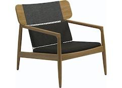 Archi Lounge Chair - Granite