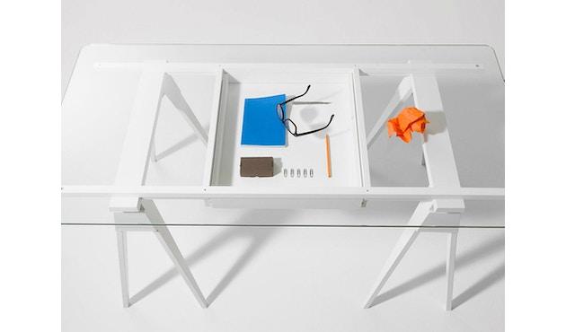 Design House Stockholm - Arco Schreibtisch - weiß - 2