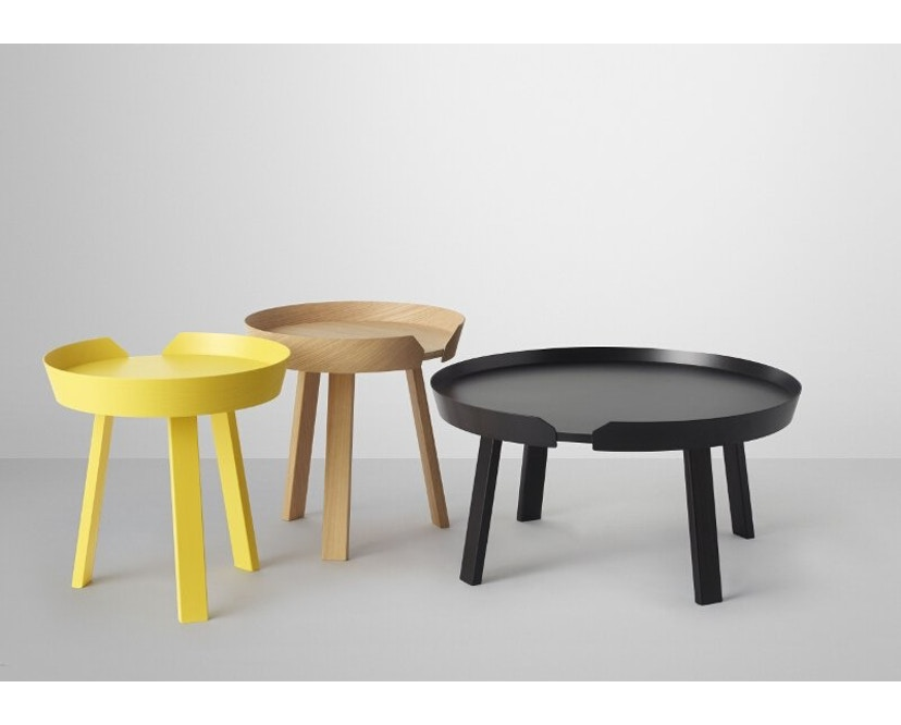 Muuto - Around Tisch S oak - 2
