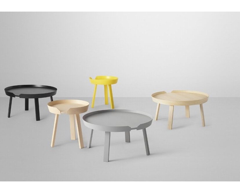 Muuto - Around Tisch S ash - 2
