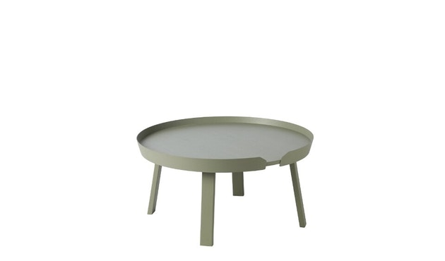 Muuto - Around Tisch L dusty green - 1