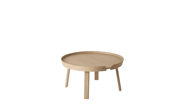 Muuto - Around Tisch L oak - 1