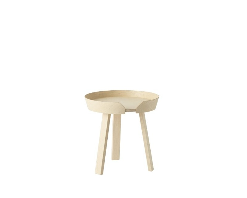 Muuto - Around Tisch S ash - 1