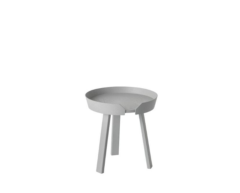 Muuto - Around Tisch S grey - 1