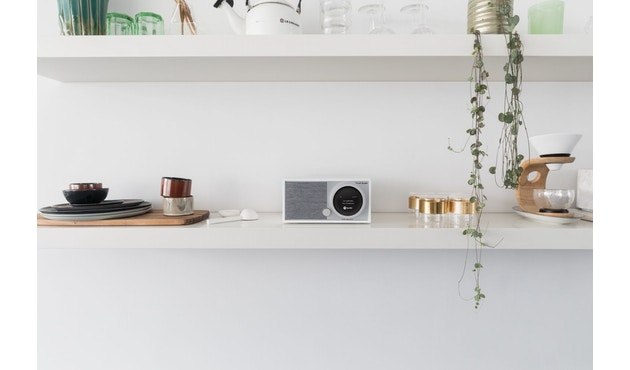 Tivoli Audio - Art Model One digital+ Radio - Wit/Grijs - 3