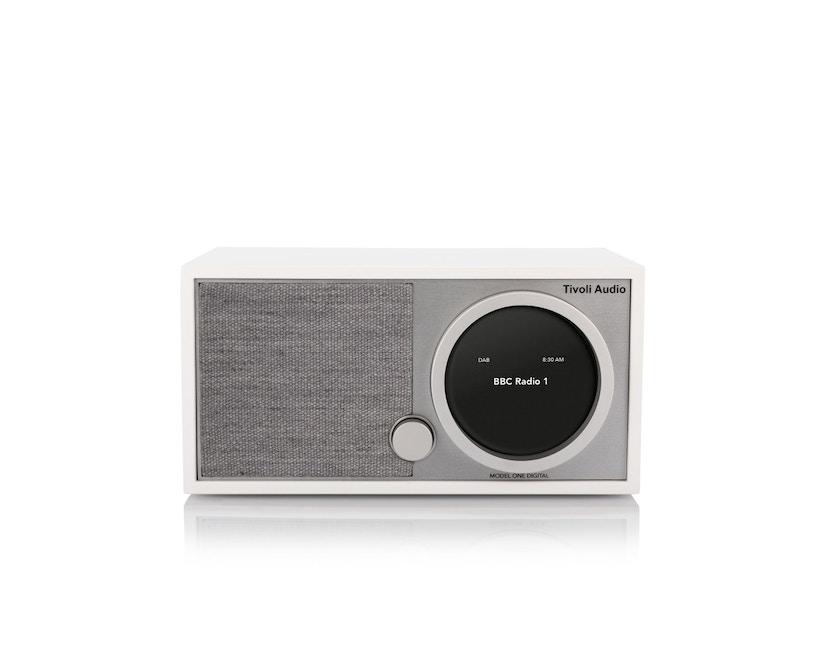 Tivoli Audio - Art Model One digital+ Radio - Wit/Grijs - 1