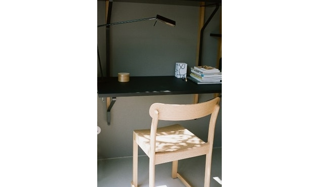 Artek - Atelier Stuhl - Buche natur, klar lackiert - 9