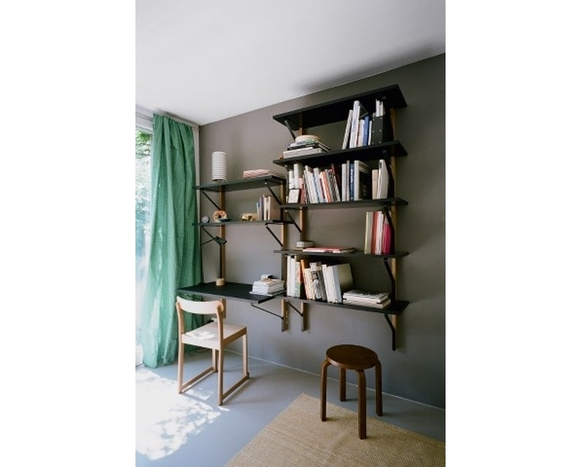 Artek - Atelier Stuhl - Buche natur, klar lackiert - 10