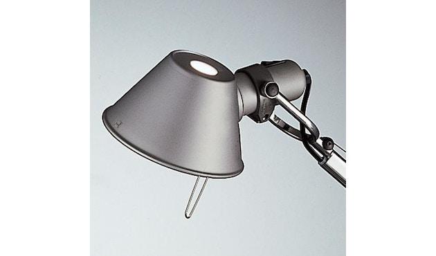 Artemide - Tolomeo Mini Tischleuchte - aluminium - 3