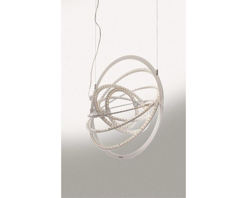 Artemide - Copernico 500 Hängeleuchte - weiß glänzend - 1