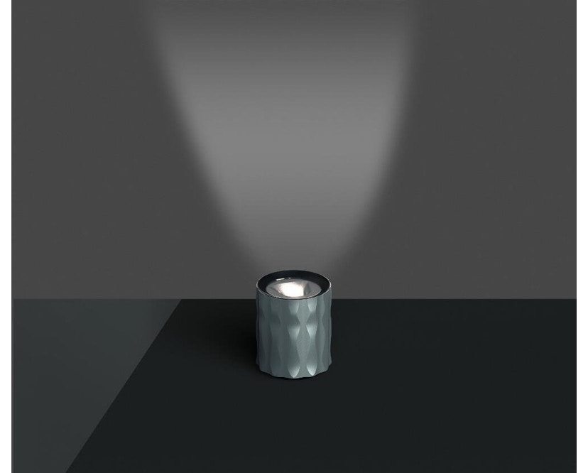 Artemide - Fiamma 15 Bodenleuchte - grau - 2