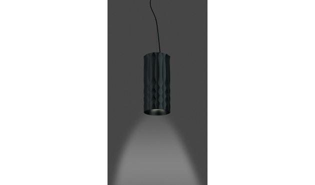 Artemide - Fiamma Hängeleuchte - grau - 15 cm - 2