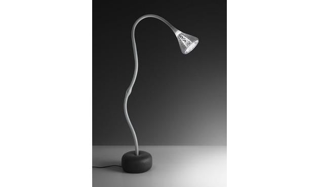 Artemide - Pipe LED Stehleuchte - weiß / transparent - 1