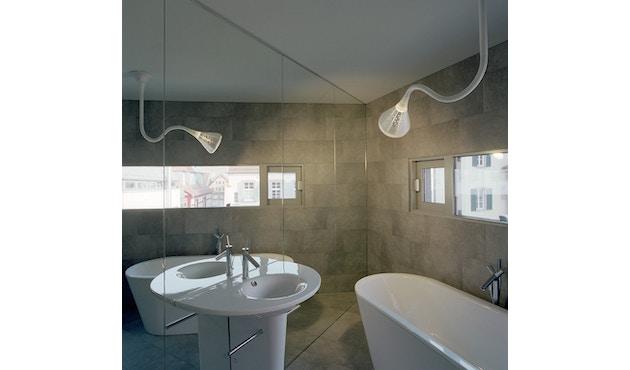 Artemide - Pipe Wand- & Deckenleuchte - 5