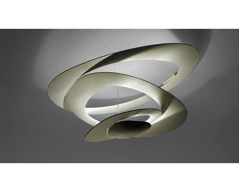 Artemide - Plafonnier Pirce - L - LED - gold - 1