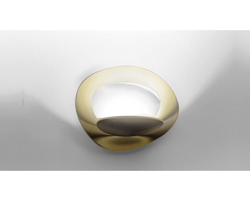 Artemide - Pirce Micro wandlamp - goud - 2