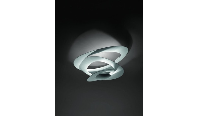 Artemide - Pirce Mini Deckenleuchte - weiß - LED - 2