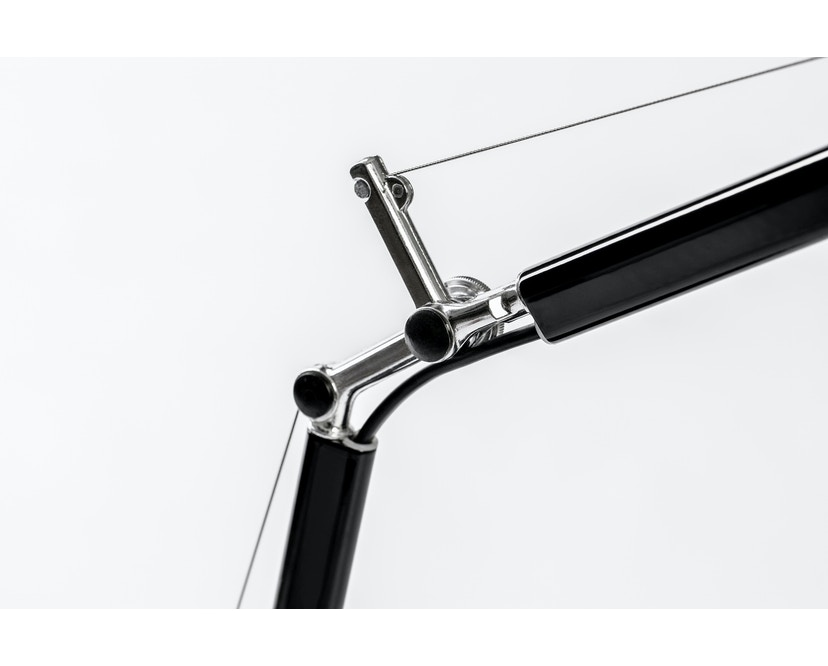 Limitierte Edition - Tolomeo Micro Tafellamp  - glossy black