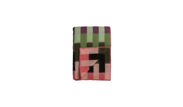 Roros Tweed - Asmund Bold Decke - pink-green - 1