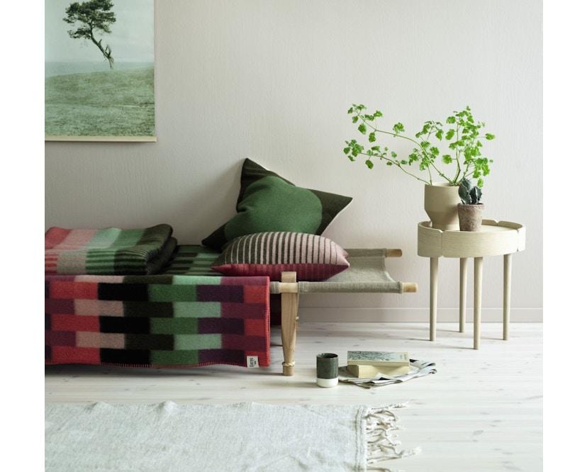 Roros Tweed - Asmund Gradient Decke - violet-yellow - 4