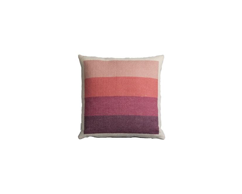Roros Tweed - Asmund Bold Kissen - pink-green - 1