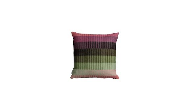 Roros Tweed - Asmund Gradient Kissen - pink-green - 1