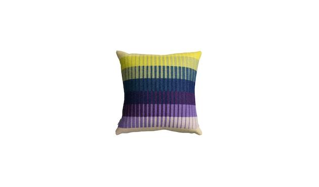 Roros Tweed - Asmund Gradient Kissen - violet-yellow - 1