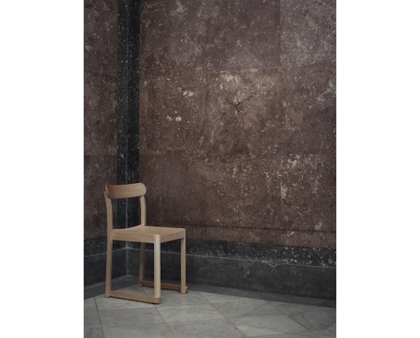 Artek - Atelier Stuhl - Buche natur, klar lackiert - 11