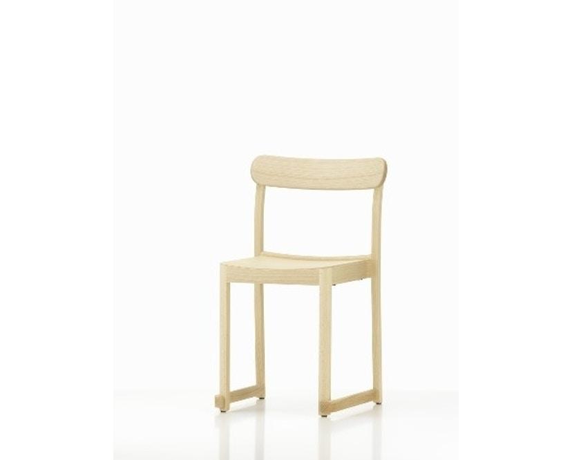 Artek - Atelier Stuhl - Buche natur, klar lackiert - 1