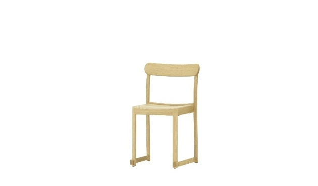 Artek - Atelier Stuhl - Eiche natur, klar lackiert - 5