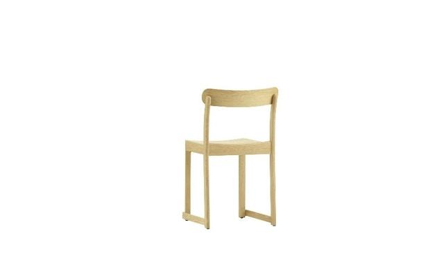 Artek - Atelier Stuhl - Eiche natur, klar lackiert - 9