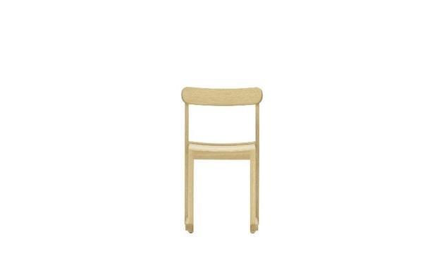 Artek - Atelier Stuhl - Eiche natur, klar lackiert - 6