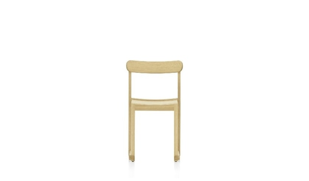Artek - Atelier Stuhl - Eiche natur, klar lackiert - 8