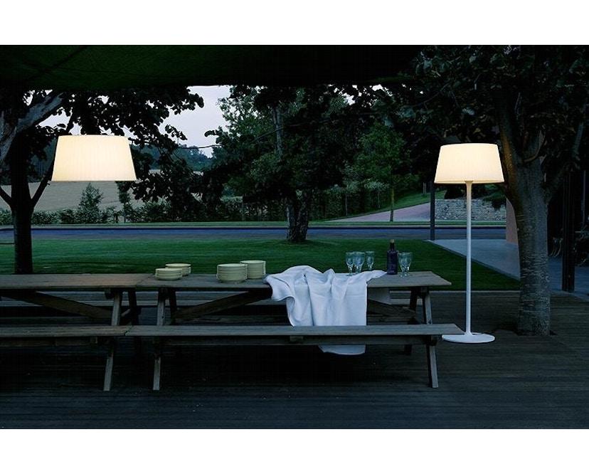 Vibia - Plis Stehleuchte Outdoor - weiß RAL9016 - 3