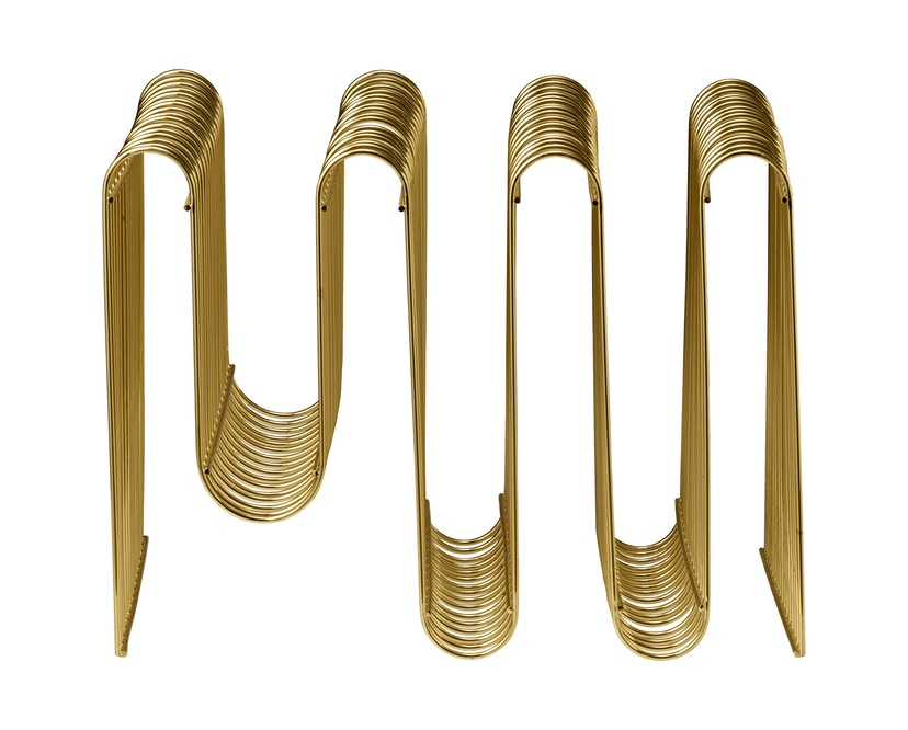 AYTM - Curva Magazinhalter - gold - 1
