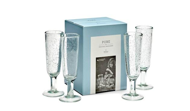 Serax - Pure Champagneglas - 4