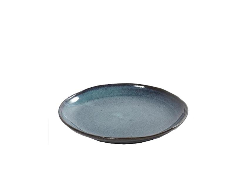 Serax - Aqua Dessertteller - blau  - 1