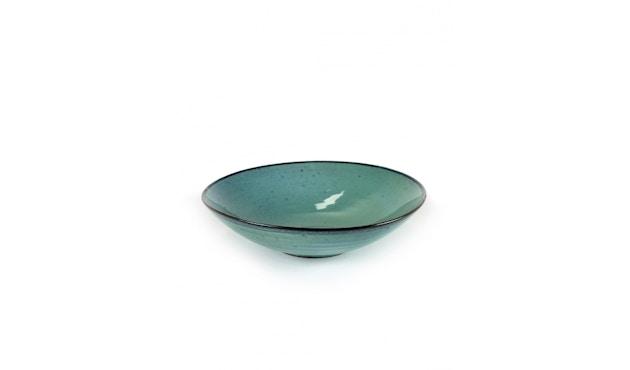 Serax - Aqua Teller - türkis - tief - 1