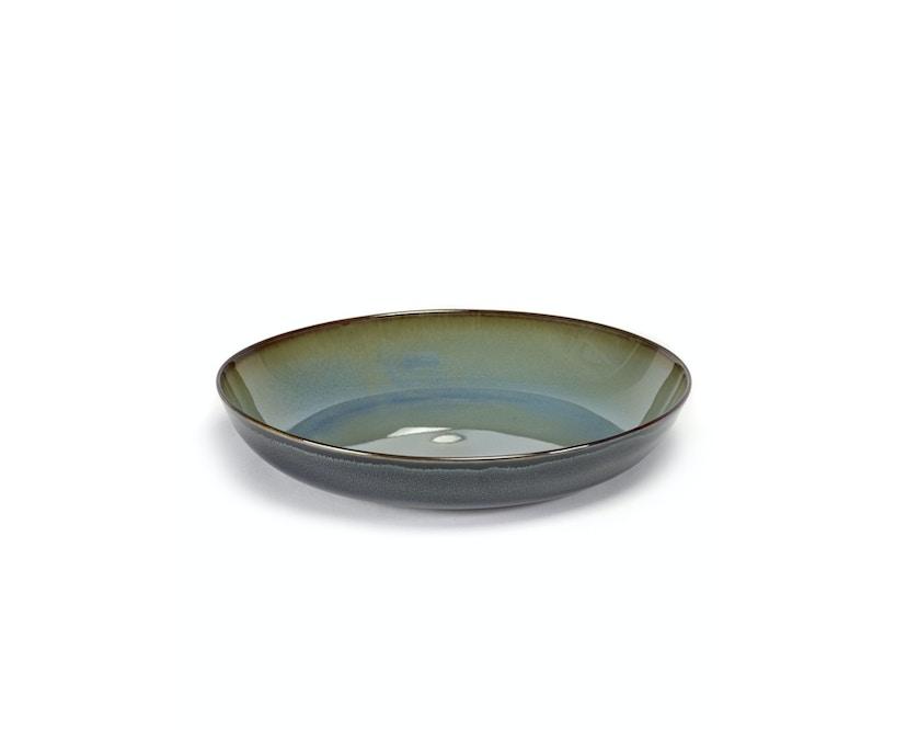 Serax - Terres De Rêve Pasta Teller - dark blue  - 3