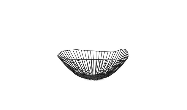 Serax - Cesira Fruchtschale - schwarz - 1