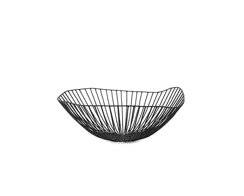 Serax - Cesira Fruitschaal - zwart - 1