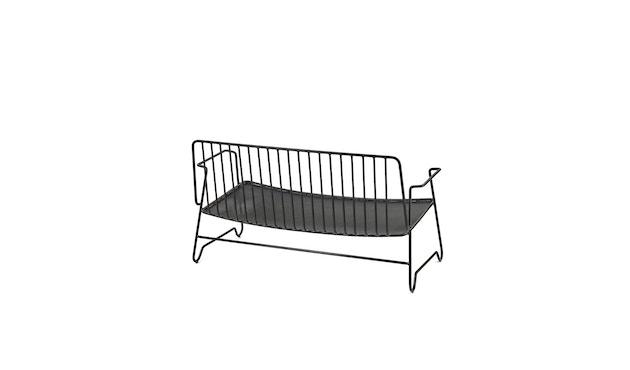Serax - Lounge Sofa - schwarz - 2