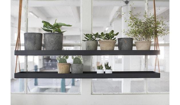 Serax - Bretelle Pflanzenhänger - schwarz - 5