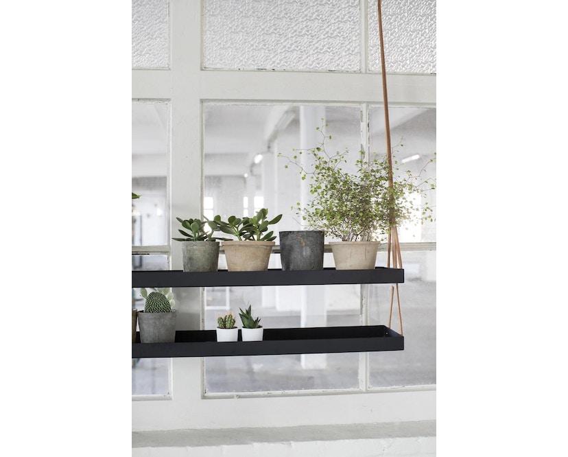Serax - Bretelle Pflanzenhänger - schwarz - 6