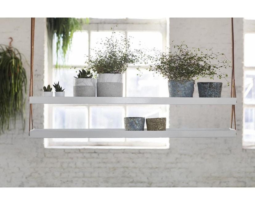 Serax - Bretelle Pflanzenhänger - weiß - 7