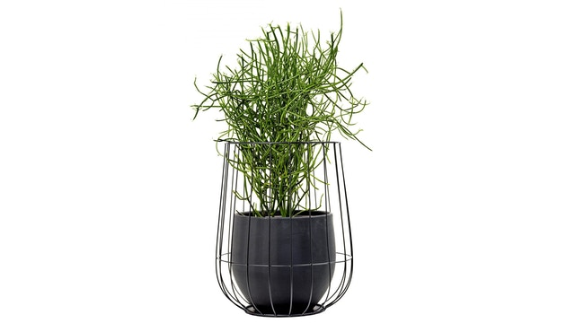 Serax - Pot in Cage Blumentopf - army - 3