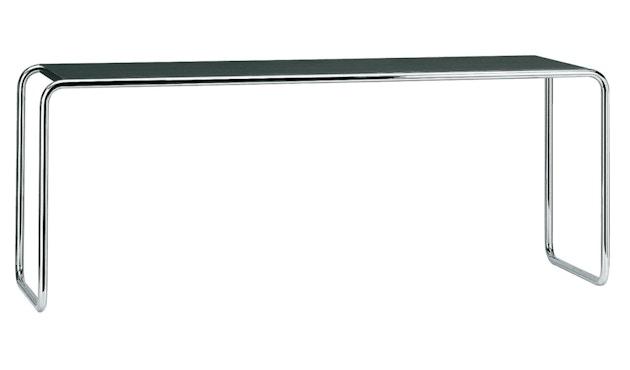 Thonet - B 10 bijzettafel - zwart gebeitst - 1