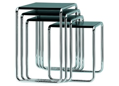 Thonet - Table d'appoint B 9 - 6