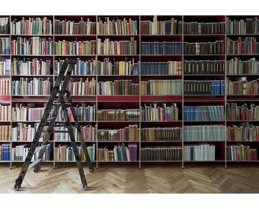 USM Haller - Bücherregal - lichtgrau - 2